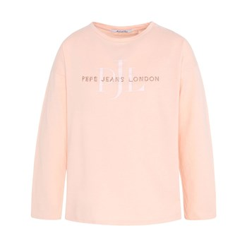 Pepe Jeans London - Mara - T-shirt manches longues - rose