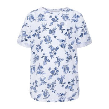 Pepe Jeans London - Meadow - T-shirt manches courtes - bleu