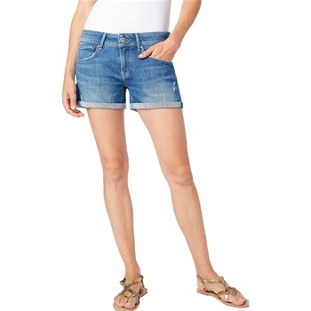 Pepe Jeans London - Siouxie - Short - bleu jean