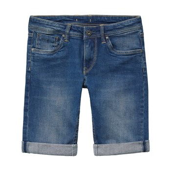 Pepe Jeans London - Becket - Short vaquero - azul jean