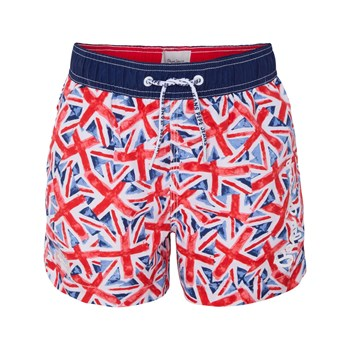 Pepe Jeans London - New Even - Boardshort - rouge