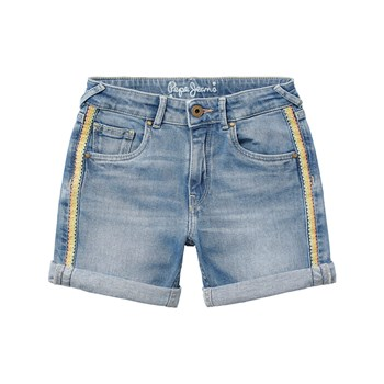 Pepe Jeans London - Melanie rebel - Short - bleu jean