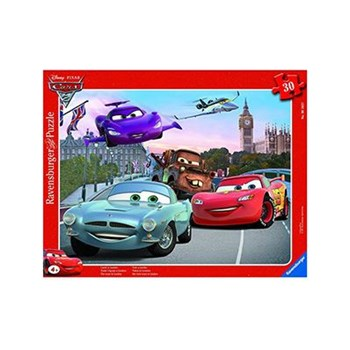 Ravensburger - Cars - Puzzles 2 x 500 Teile - rot