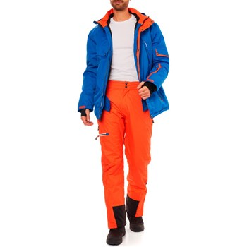 Peak Mountain - Cosmic - Ensemble de ski blouson et pantalon - orange