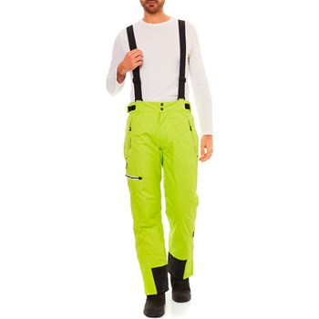 Peak Mountain - Cosmic - Ensemble de ski blouson et pantalon - citron vert