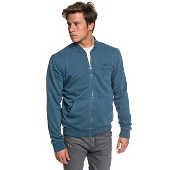 Quiksilver - Sweat-shirt - bleu canard
