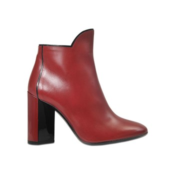 Pierre Hardy - Belle - Bottines en cuir - rouge