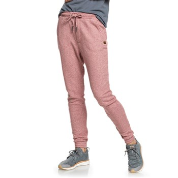 Roxy - Pantalon jogging - rose indien
