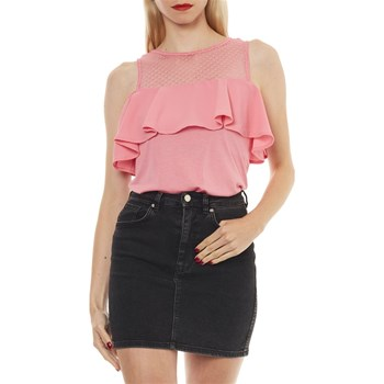 Naf Naf - Ocoeur - Top - rose
