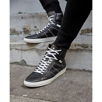 The Kooples - Orlinski - Ledersneakers - schwarz