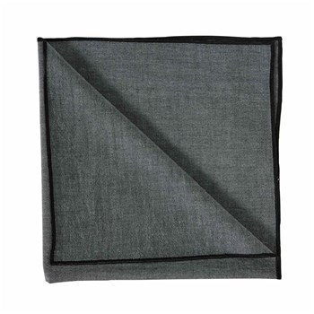 Madura - Liam - Serviette de Table - gris