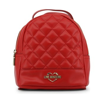 Love Moschino - Sac à Dos - rouge