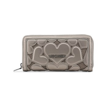 Love Moschino - Portefeuille - gris