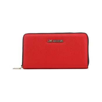 Love Moschino - Portefeuille - rouge