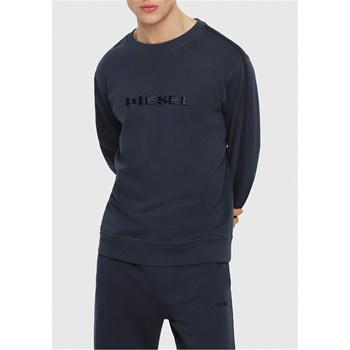 Diesel - Willy - Sweat-shirt - bleu marine