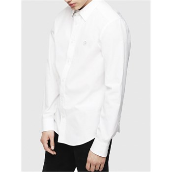 BILL - CHEMISE MANCHES LONGUES - BLANC Diesel