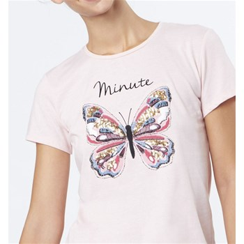 Etam Lingerie - More is more - T-Shirt - rosa