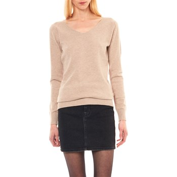 Maille et cachemire - Pull - taupe