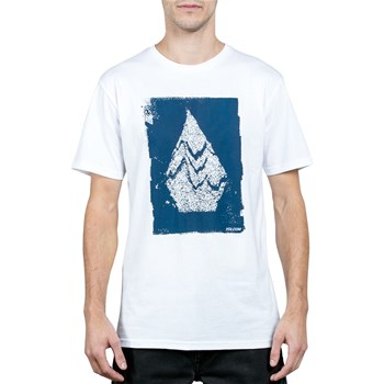 Volcom - Disruption bsc ss - T-shirt manches courtes - blanc