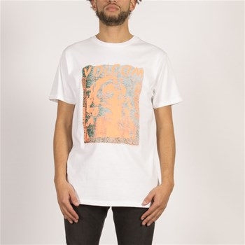 Volcom - Rager hw ss - T-shirt manches courtes - blanc