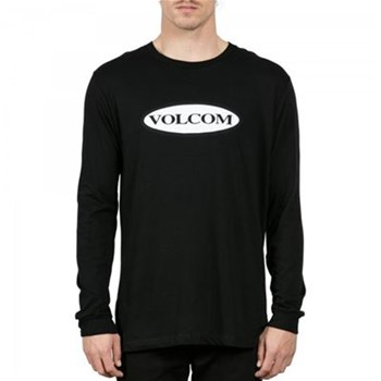 Volcom - Tractor ls - T-shirt manches longues - noir