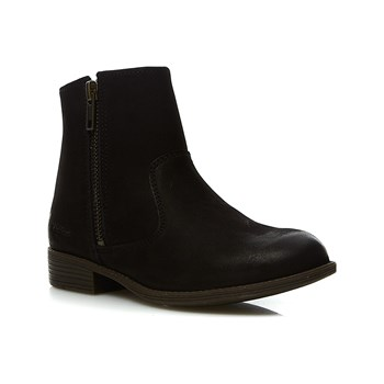 Kickers - Rox - Bottines en cuir - noir