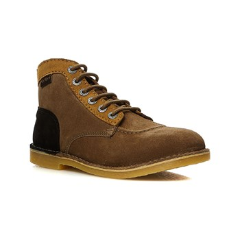 Kickers - Orilegend - Bottines - licht bruin