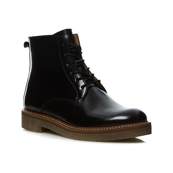 Kickers - Oxigeno - Bottines en cuir - noir