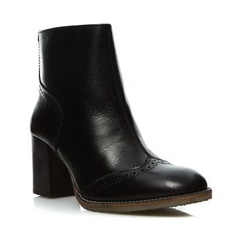 Kickers - Misty - Bottines en cuir - noir