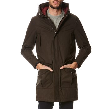 MCS - Manteau - marron