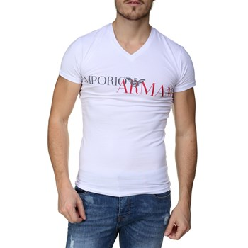Emporio Armani Underwear Men - 110810 - 8a516 - T-shirt manches courtes - blanc