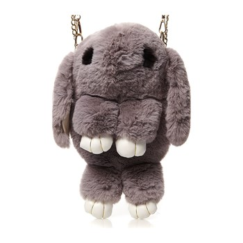 My Fluffy - Sac enfant Lapin - gris