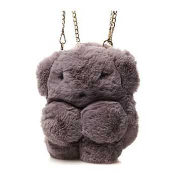 My Fluffy - Sac enfant Ourson - gris
