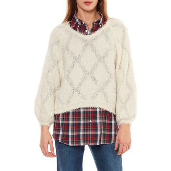 Only - Pullover - naturfarben
