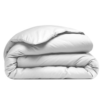 Ifilhome - Percale - Housse de couette - blanc