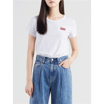 Levi's - The Perfect - Maglietta a maniche corte - bianco
