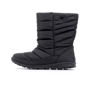 Sorel - Youth whitney mid - Boots - noir