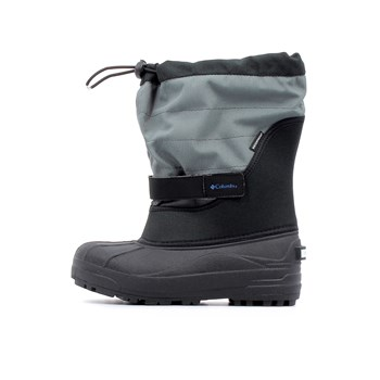 Columbia - Youth powderbug - Boots - noir