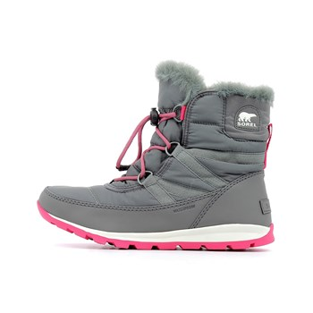 Sorel - Youth whitney short lace - Boots - gris