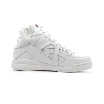 Fila - Cage mid women - Baskets montantes - blanc