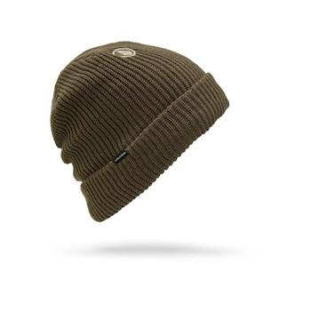 Volcom - Sweep lined beanie - Bonnet - marron