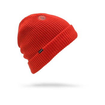 Volcom - Sweep lined beanie - Bonnet - orange