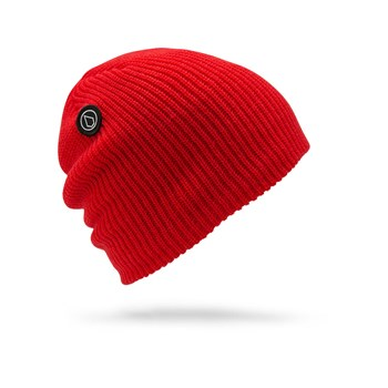 Volcom - Vs beanie - Bonnet - rouge