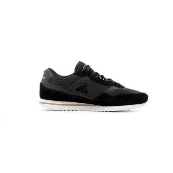 Le Coq Sportif - Louise metallic - Baskets basses - noir