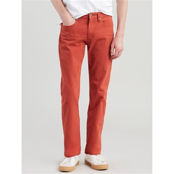 Levi's - 511 - Slim Fit Bi-Stretch Jeans - Blood orange