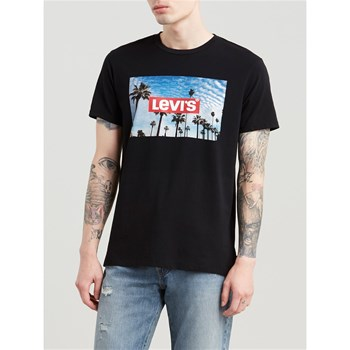 Levi's - Graphic - Kurzärmeliges T-Shirt - schwarz
