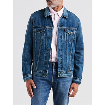 Levi's - The Trucker - Veste en jean - bleu