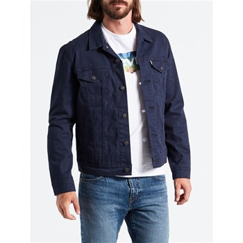 Levi's - The Trucker - Denim jasje - indigo blue