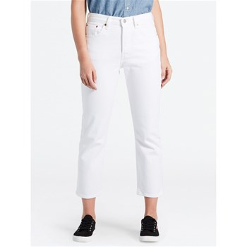 Levi's - 501 - Crop Jeans - In the clouds