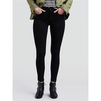 Levi's - 720 - High rise super skinny - Black galaxy